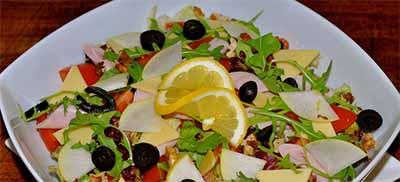 Salatele